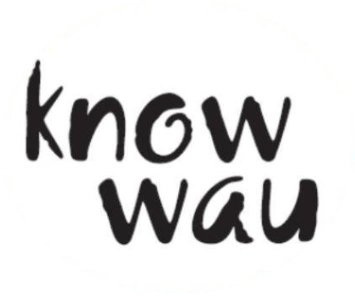 Logo know wau