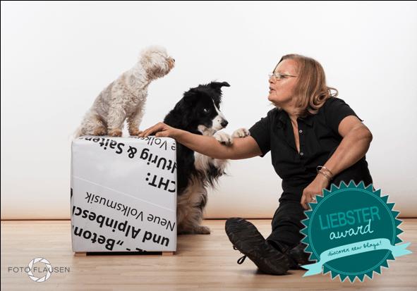 Karin Immler mit Hunden, Mein liebster Award