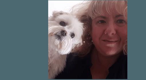 Barbara und Emma in der Hundeschule