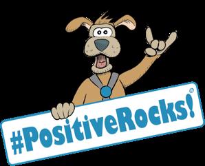 Rocky, der Erklärhung der Campagne PositiveRocks